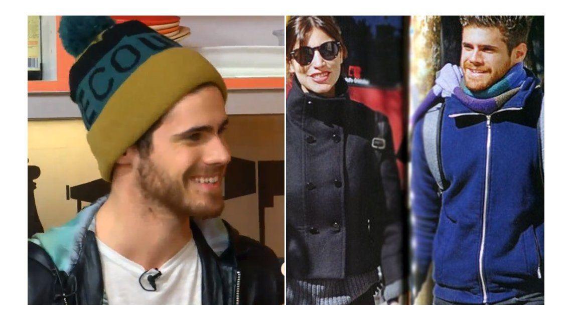 Ex pareja moderna: Gastón Soffritti y Agustina Cordova están separados pero van a trabajar juntos