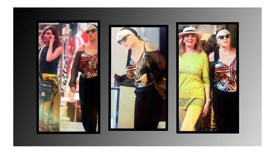 Las vacaciones en Miami de Susana Giménez: compras y paseos con amigas