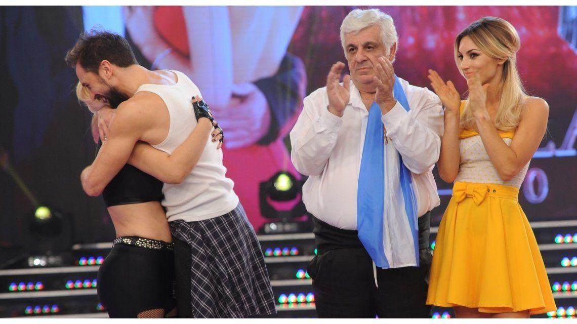 Alberto Samid quedó afuera del Bailando tras competir con Verónica Ojeda