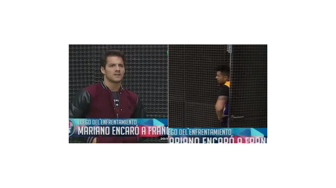 Después de la pelea, Francisco habló con Mariano, pero fue para peor: Afuera, lo voy a denunciar