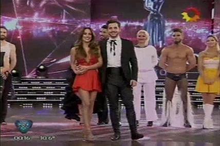 Siete sentenciados en el ritmo libre y Jimena Barón (casi) convencida para seguir bailando