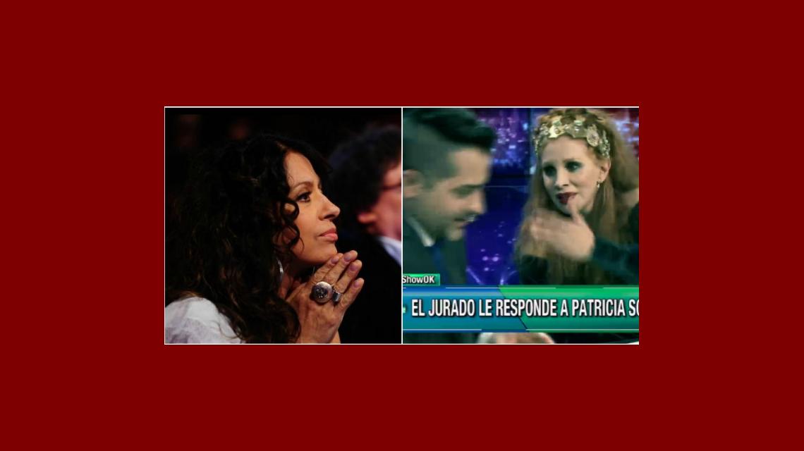 Nacha Guevara, enfrentada con Patricia Sosa por el imitador de Sandro: ¡Que se lo co.. ella!