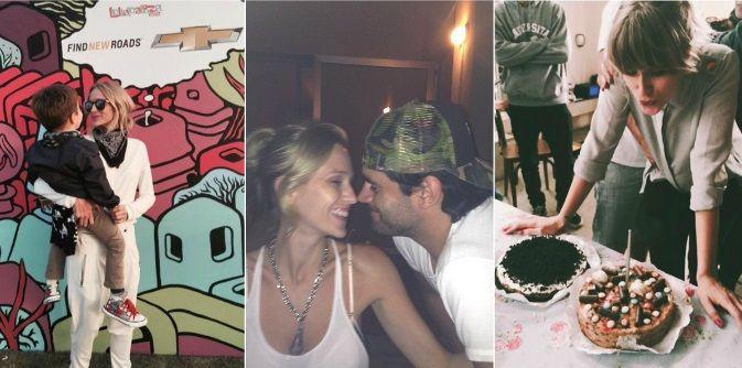 El romántico mensaje de Gonzalo Heredia a Brenda Gandini por su cumpleaños