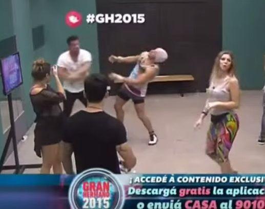 El fuerte cruce entre Mariano y Francisco Delgado de GH: piñas y golpes