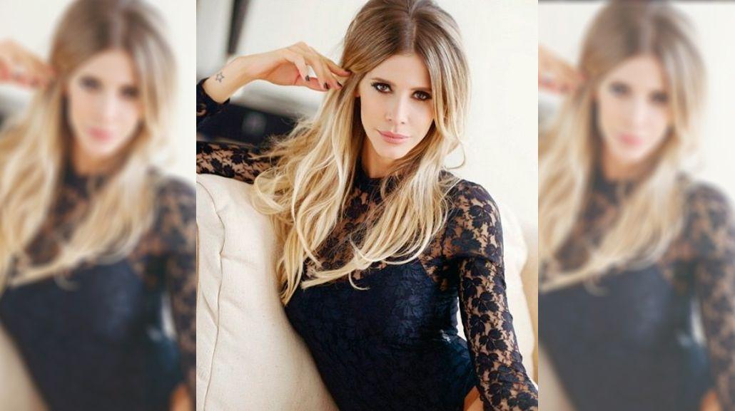 Guillermina Valdes habló de la no convivencia con Marcelo Tinelli y el secreto la de la familia ensamblada