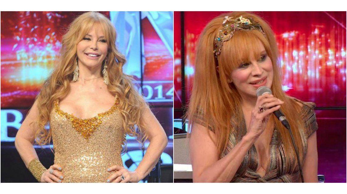 Graciela Alfano quiere volver al jurado y ningunea a Nacha Guevara: Está aterrada