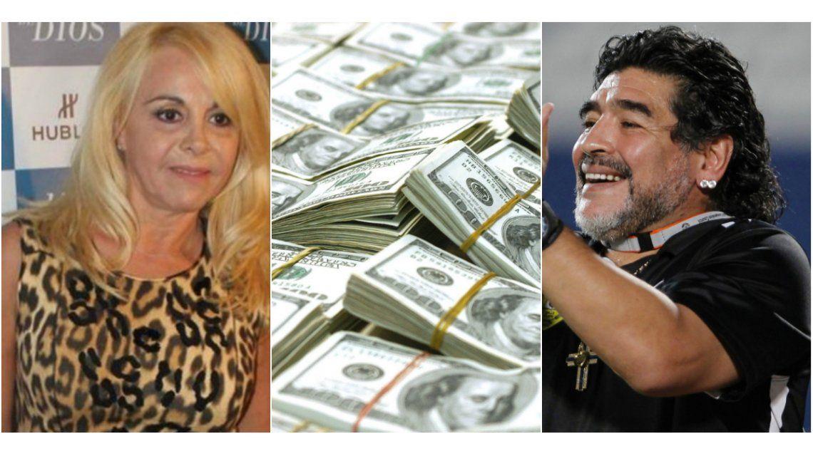 Matías Morla, durísimo: Claudia Villafañe no sabía inglés, pero sí contar dólares
