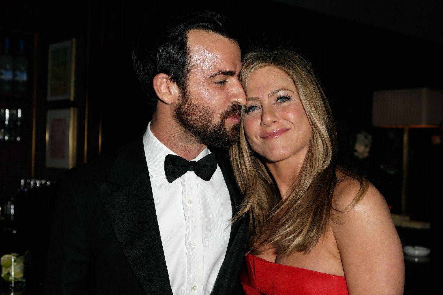 La tragedia que rodeó la luna de miel de Jennifer Aniston y Justin Theroux