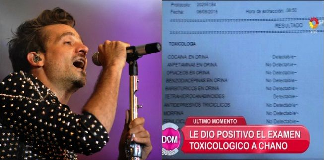 Chano de Tan Biónica demandará al Sanatorio: Violaron el derecho de privacidad