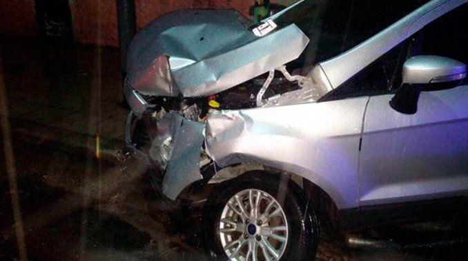 Un testigo del choque de Chano: Estaba re loco y no podía parar la camioneta