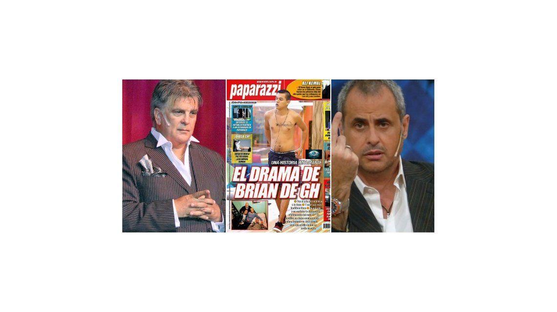 Luis Ventura ya no es más director de la revista Paparazzi, Jorge Rial tomó la editorial