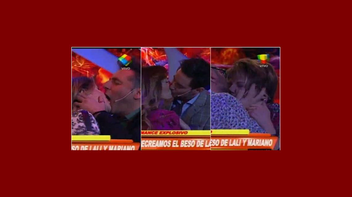 En Infama se comieron la boca como Lali y Mariano Martínez: todos con todos