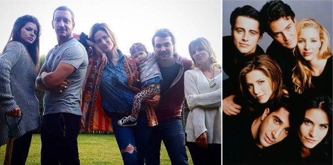 China Suárez, Nico Vázquez, Gime Accardi, Paula Chaves y Pedro Alfonso: ¿Vuelve Friends?