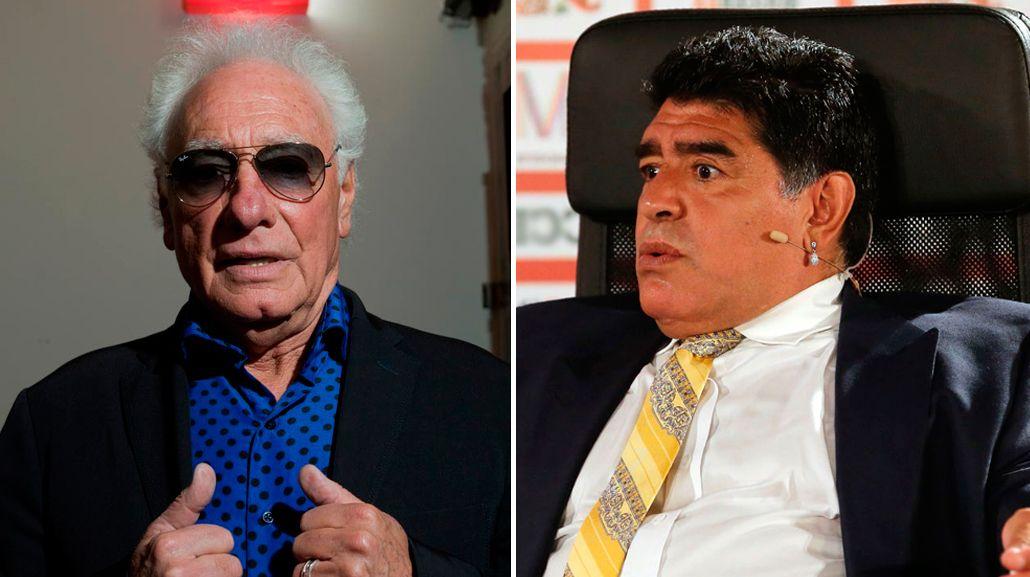 Guillermo Cóppola: No me sorprenden las actitudes de Diego, no quisiera verlo así