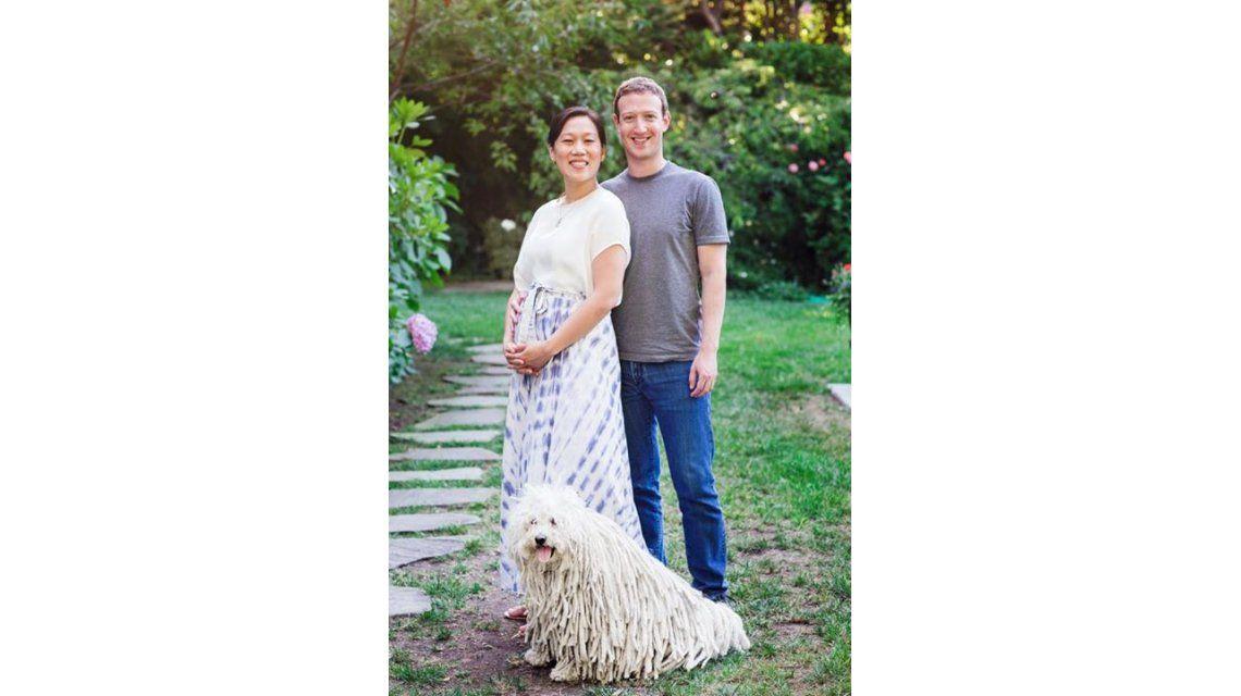 Mark Zuckerberg será papá por primera vez: su tierno anuncio en Facebook