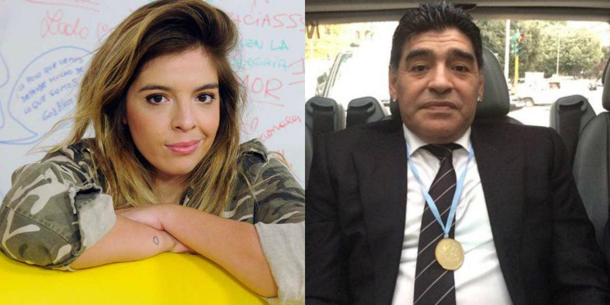 Dalma Maradona: Si yo fuera la abogada de mi papá, le iría increíble