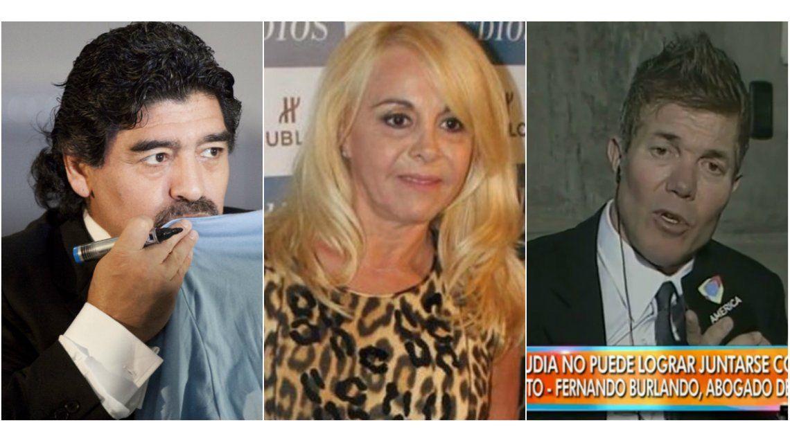 Los objetos que reclama Diego también son de Claudia, dijo el abogado de Villafañe
