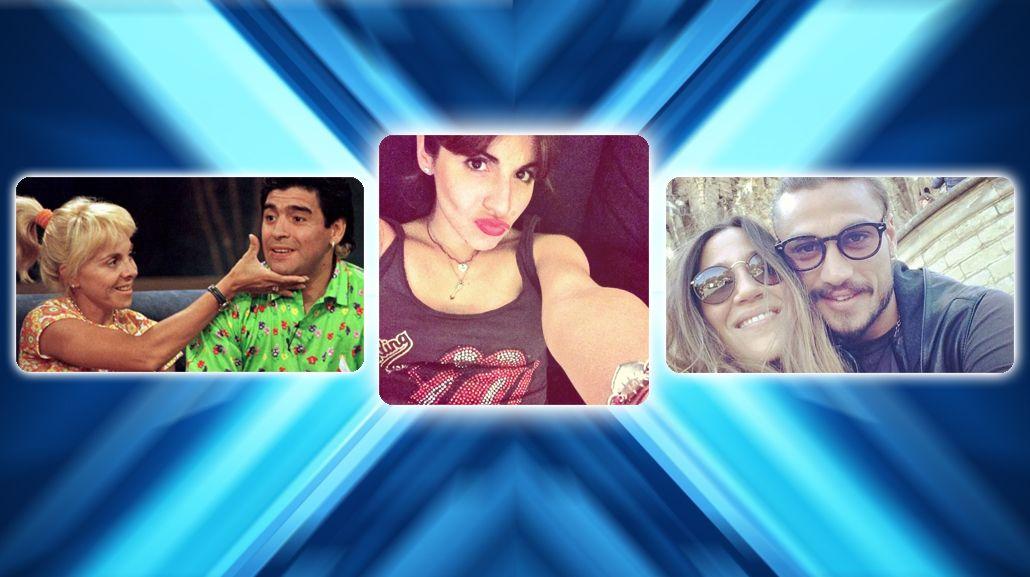 Gianinna habló de todo: su pelea con Maradona, el apoyo a Claudia, Daniel Osvaldo y Jimena Barón