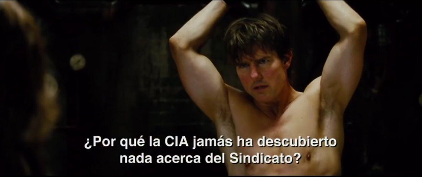 La nueva Misión imposible, protagonizada por Tom Cruise