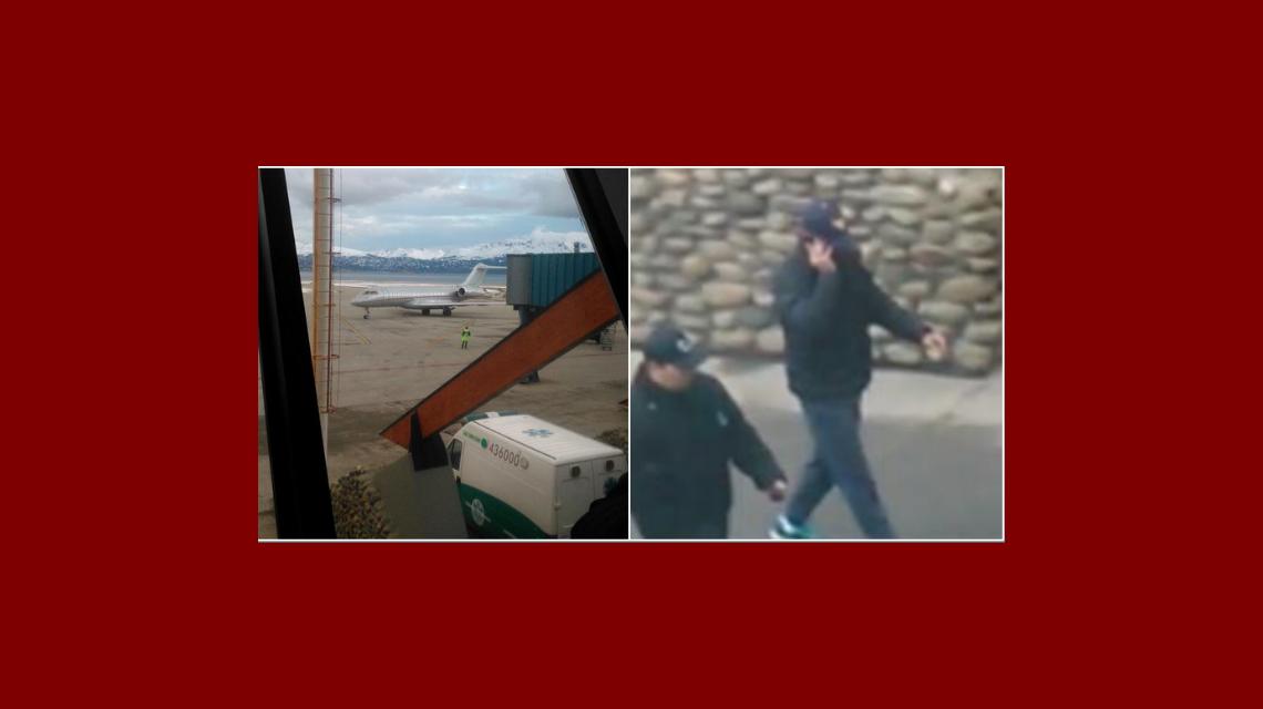 Leo DiCaprio ya está en Argentina: las fotos en el aeropuerto de Ushuaia