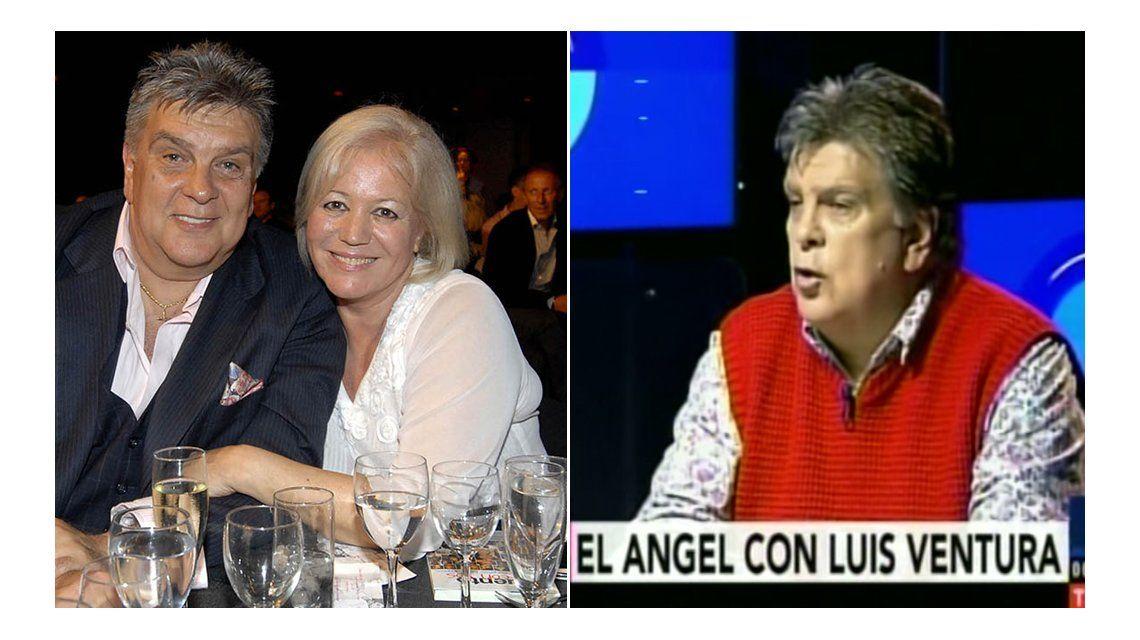 Luis Ventura confiesa: Tengo quilombo con mi jermu porque tengo la agenda completa
