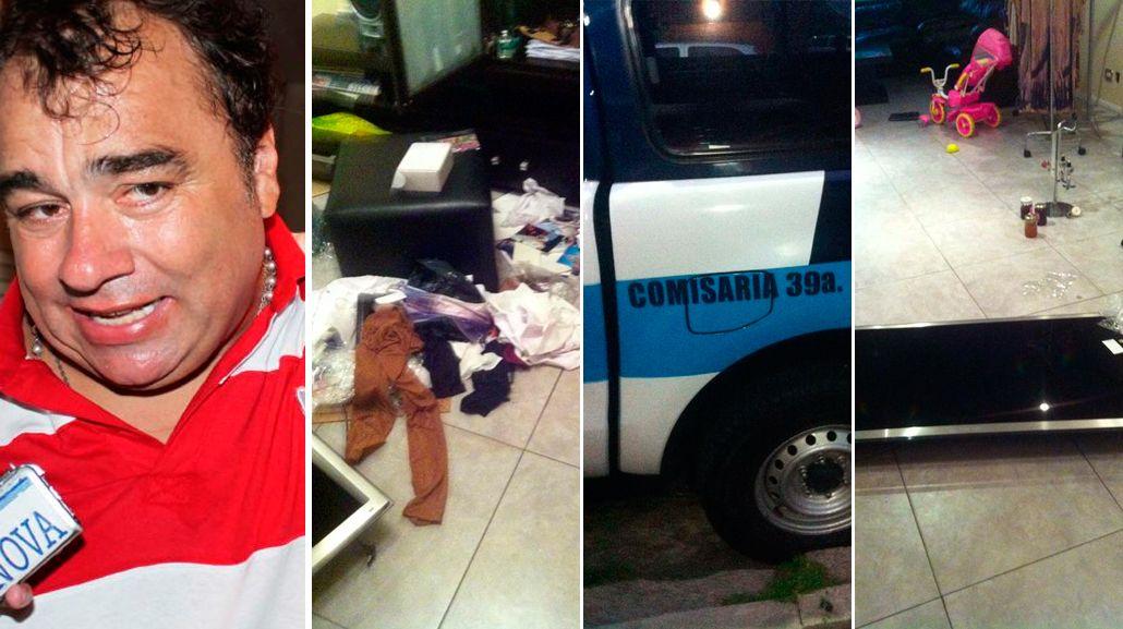 Le robaron a la Tota Santillán: Si yo estaba ahí, los mataba