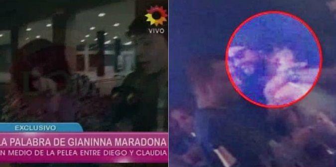 Cómo fue el encuentro de Gianinna Maradona y Daniel Osvaldo: Ya hablé con Jimena Barón