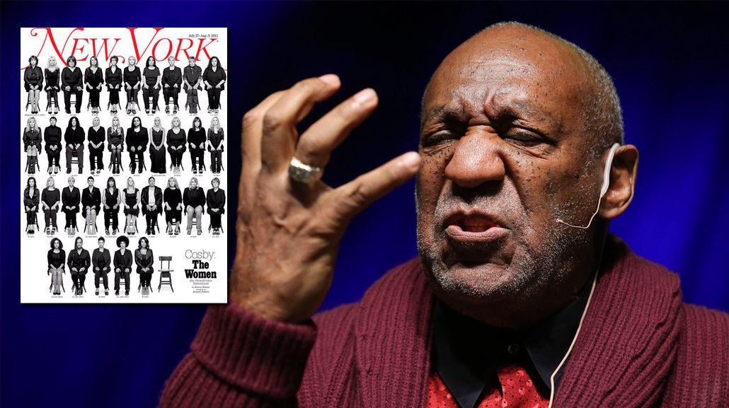 Las 35 mujeres abusadas por Bill Cosby contaron sus historias en el New York Magazine