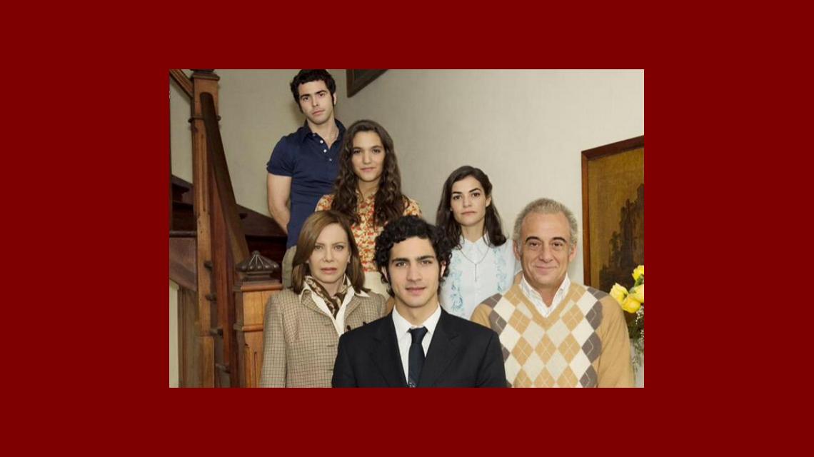 Nazareno Casero adelanta su personaje en Historia de un clan: Me encantaría ser malo en la vida