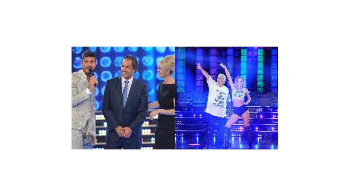 Karina Rabolini analiza bailar con Alberto Samid pero aclara: No sé nada de salsa, prefiero tango o folklore