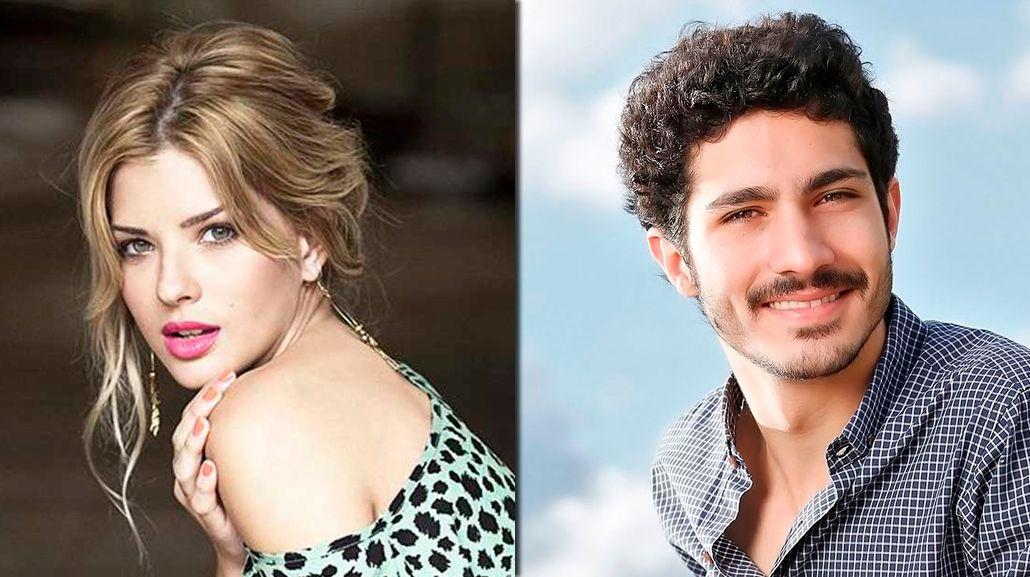 Pareja china: Eugenia Suárez y el Chino Darín protagonizarían una ficción en Telefe