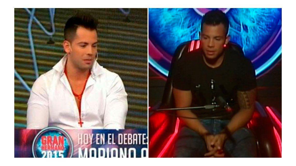 Mariano Berón a pocas horas de salir de la casa: ataques de falso divo, enojos y desplantes