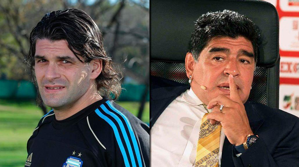 Alejandro Mancuso le pide una pericia psiquiátrica a Maradona y le reclama 80 millones de pesos