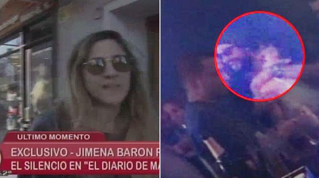 Jimena Barón habló de las fotos de Gianinna Maradona y Daniel Osvaldo: Tendré que preguntarle a ella qué pasó