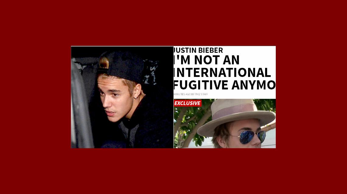 Justin Bieber ya no tiene pedido de captura y puede viajar a la Argentina