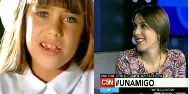 Antes y después: ¿Qué es de la vida de Daniela Masticchio, Sol de Chiquititas?
