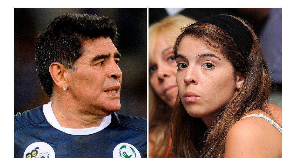 Diego Maradona enfrentó a Dalma y defendió a su abogado: Matías Morla hace muy bien su trabajo