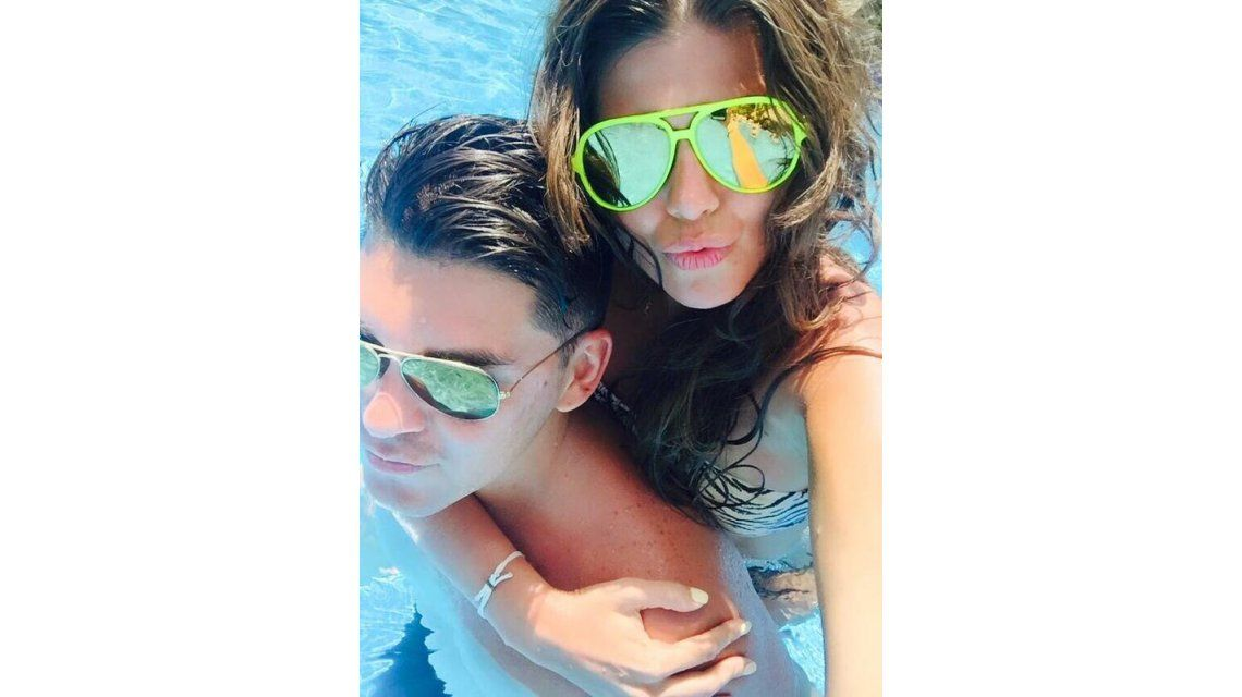 Mientras Jorge Rial se acerca a Kämpfer, Loly Antoniale disfruta sus vacaciones de soltera