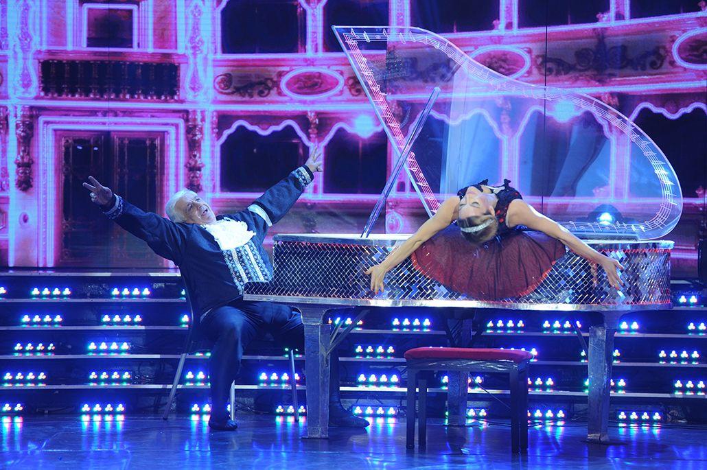 ¡Increíble! Alberto Samid sorprendió al jurado con su baile clásico: Fue una obra de arte