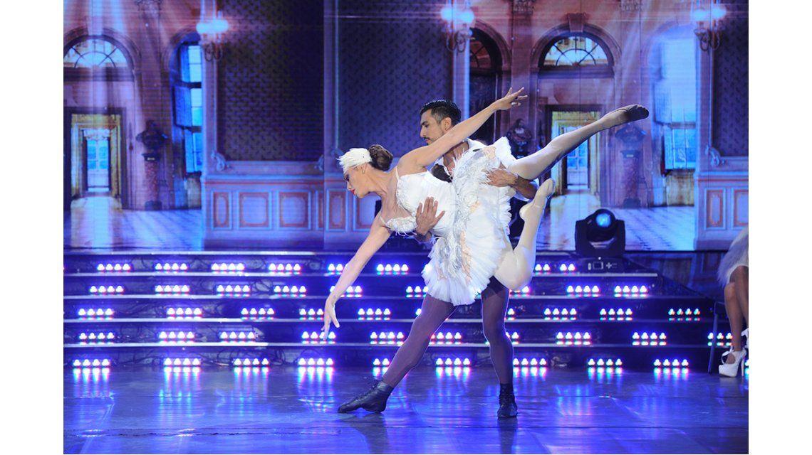La divertida anécdota de Flor de la V cuando a los 10 años le dijo a su papá que quería bailar clásico: Qué visionario