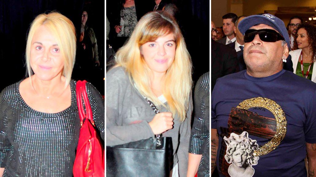 Dalma Maradona crítica con el entorno de Diego: Mi papá está muy mal asesorado