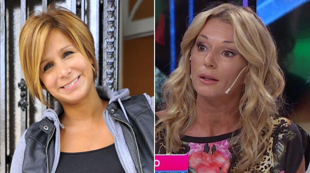 La furia de Fernanda Vives con Yanina Latorre: ¿Vieja zorra, te avisaron que está mal g... a un compañero de tu marido?