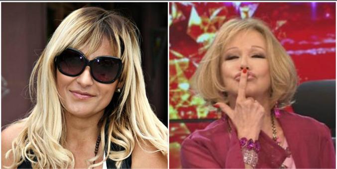 Marcela Tauro, furiosa con Soledad Silveyra: ¿Así que mi salida estuvo armada?