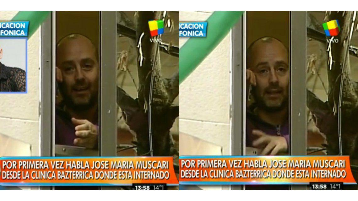 José María Muscari, nuevamente internado tras una operación