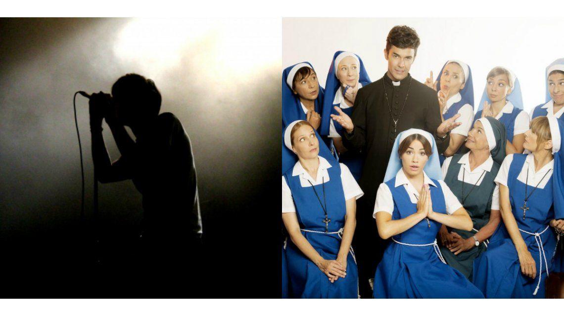 Un popular cantante se suma a Esperanza Mía: interpretará a un cura