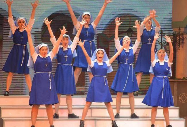 Lali Espósito brilló en ShowMatch con los musicales de Esperanza Mía