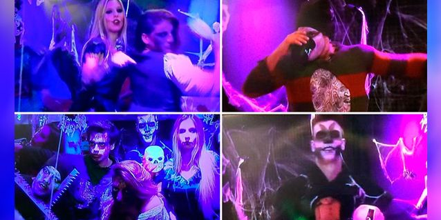 Volvió el alcohol a la casa de Gran Hermano: fiesta zombie y sigue la paz entre Marian y Brian