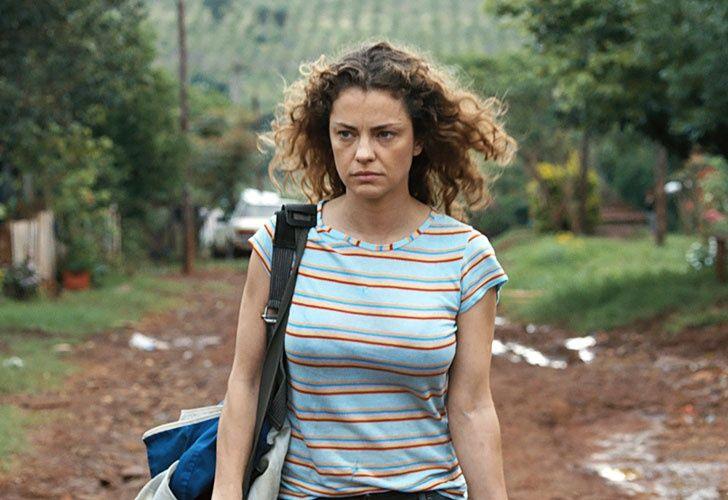 Dolores Fonzi, premiada por La Patota como Mejor actriz