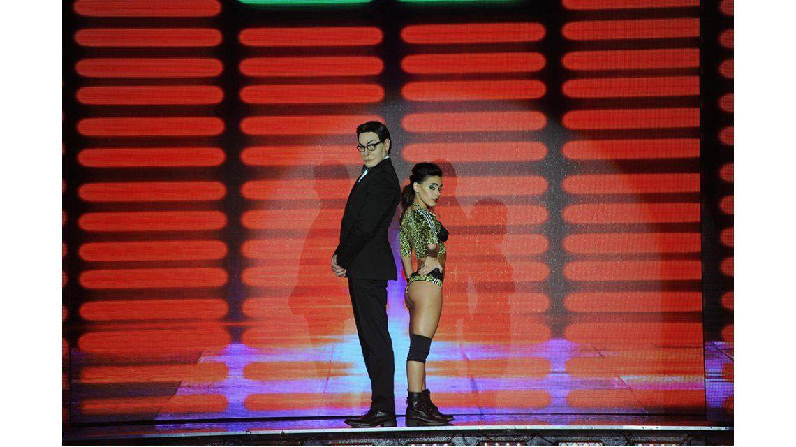 Freddy Villarreal imitó a Marcelo Polino, la rompió en el reggaeton y ¡obtuvo puntaje perfecto!