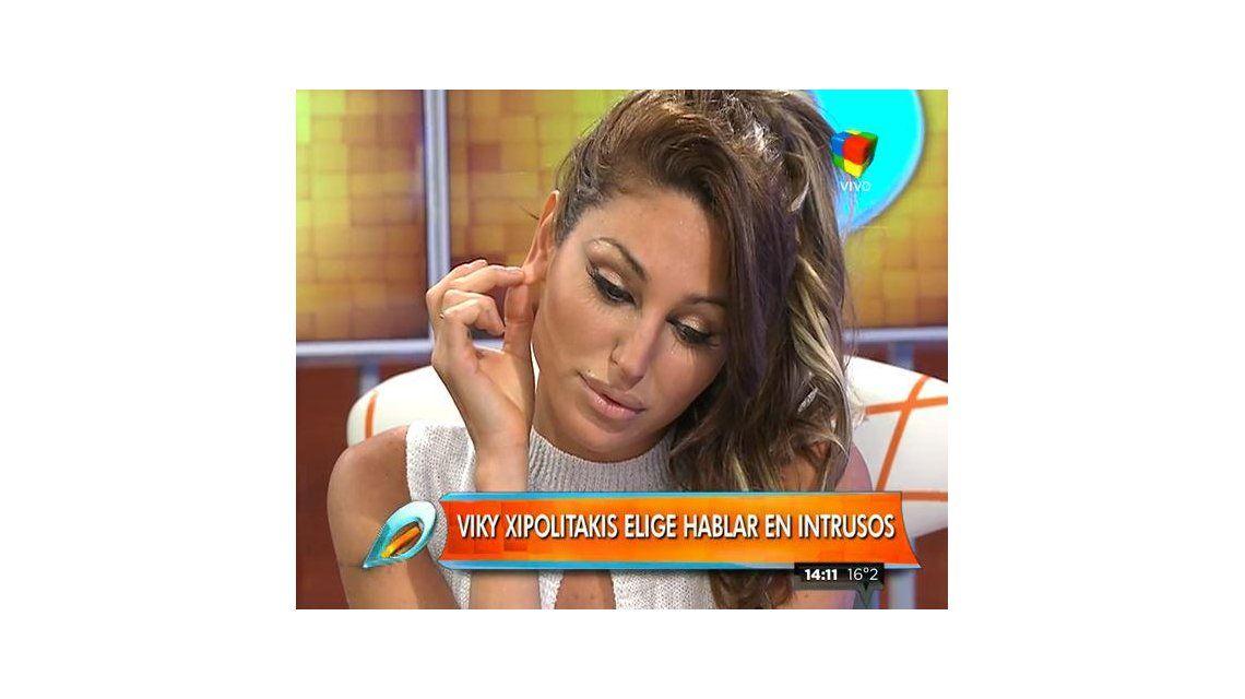 Vicky Xipolitakis, por primera vez en televisión desde el escándalo: Me pareció divertido ser pilota